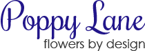 Poppy Lane Flowers by Design